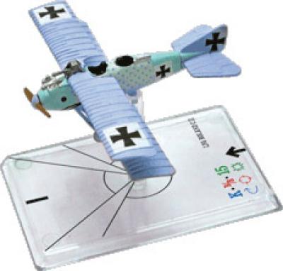 Wings of War: WW1 Airplane Pack - LFG Roland C.II (Seibert & Pfleger)