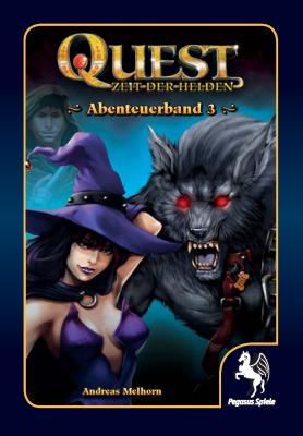 Quest: Zeit der Helden – Abenteuerband 3
