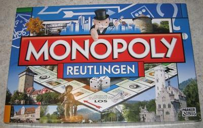 Monopoly: Reutlingen