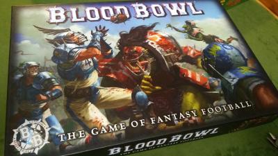 Blood Bowl (Fourth Edition)