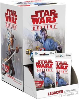 Star Wars: Destiny - Legacies Booster Box