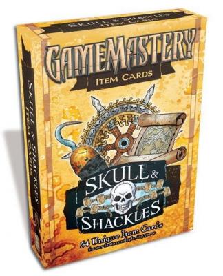 GameMastery Item Cards - Skull & Shackles