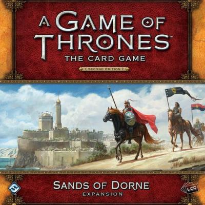 Le Trône de Fer: Les Sables de Dorne