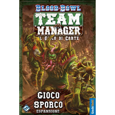 Blood Bowl: Team Manager - Il Gioco di Carte: Gioco Sporco