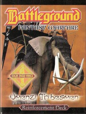 Battleground Fantasy Warfare: Umenzi Tribesmen Reinforcements