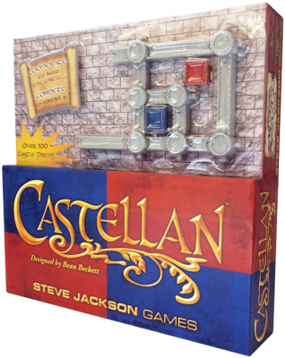 Castellan (Blue/Red)