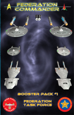 Federation Commander:  Boosters