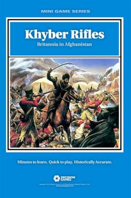 Khyber Rifles: Britannia in Afghanistan