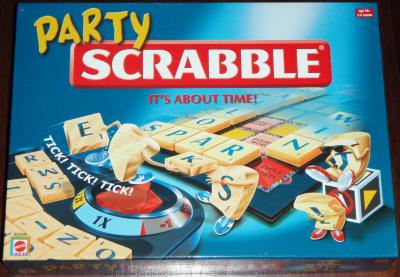 Party Scrabble