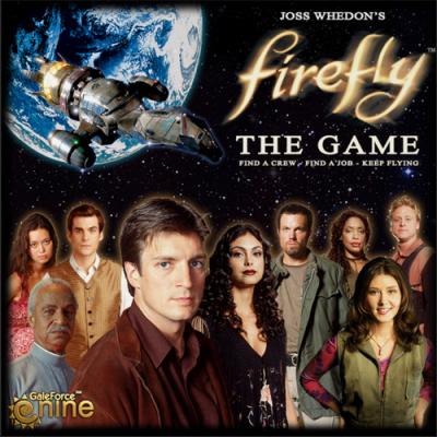 Firefly: Das Spiel
