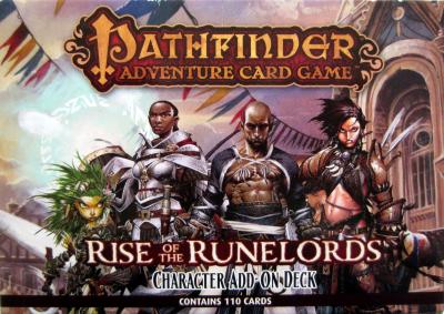 Pathfinder Abenteuerkartenspiel: Charaktererweiterung - Das Erwachen der Runenherrscher