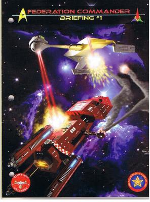 Federation Commander: Briefing  #1