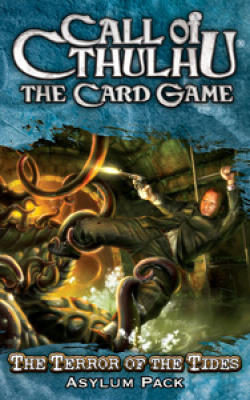 Call of Cthulhu: The Card Game - The Terror of the Tides Asylum Pack