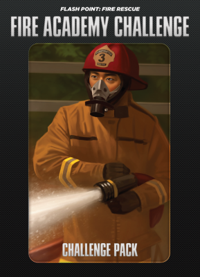 Flash Point: Fire Rescue – Fire Academy Challenge