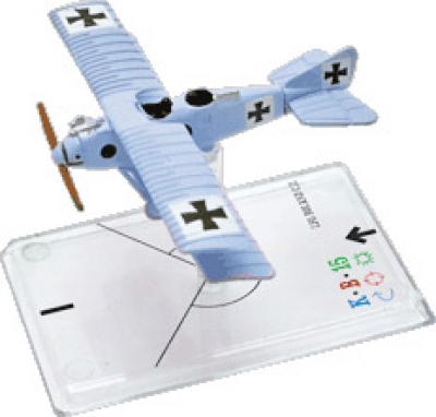 Wings of War: WW1 Airplane Pack - LFG Roland C.II (von Richthofen)