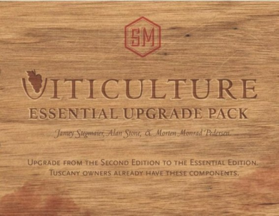Viticulture Essential Edition: Upgrade Pack