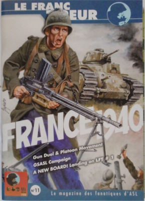 Le Franc-Tireur #11: France 1940