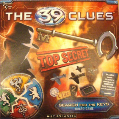 39 Clues: Search for the Keys