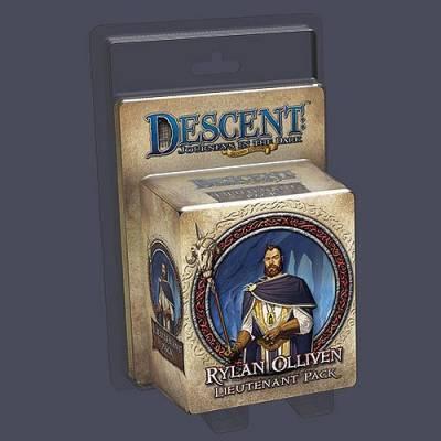 Descent: Rylan Olliven