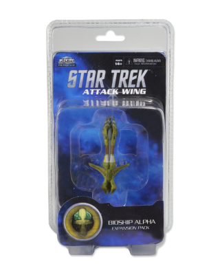 Star Trek: Attack Wing - Bioship Alpha Expansion Pack