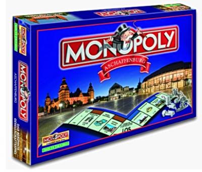 Monopoly: Aschaffenburg
