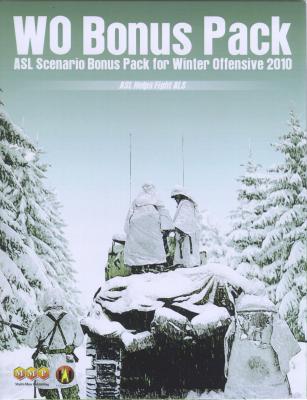 WO Bonus Pack #1: ASL Scenario Bonus Pack for Winter Offensive 2010