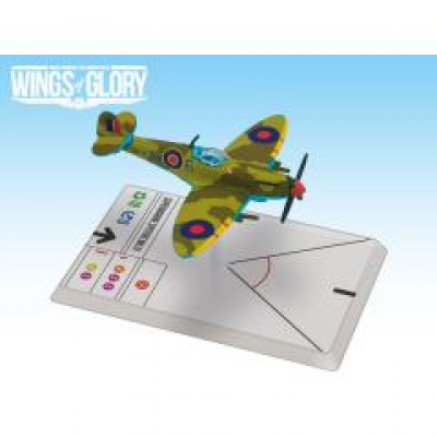 Wings of Glory: WW2 Airplane Pack - Supermarine Spitfire Mk.IX (Skalski)