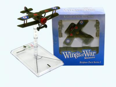 Wings of War: WW1 Airplane Pack - Sopwith Camel (Aubrey Beauclerk Ellwood)