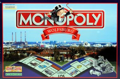 Monopoly: Wolfsburg