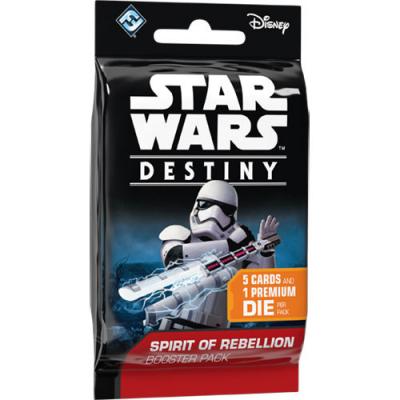 Star Wars Destiny: Spirit of Rebellion - Booster Pack