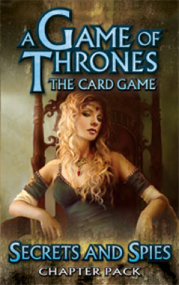 A Game of Thrones: The Card Game - Secrets and Spies