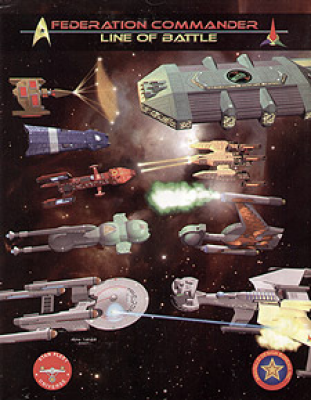 Federation Commander: Line of Battle