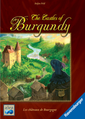 Die Burgen von Burgundy
