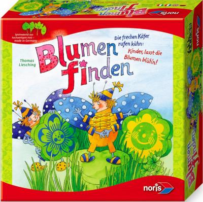 Blumen finden
