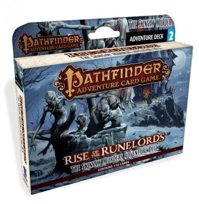 Pathfinder Abenteuerkartenspiel: Das Erwachen der Runenherrscher - Die Häutermorde Abenteuerdeck
