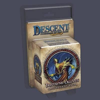 Descent: Tristayne Olliven