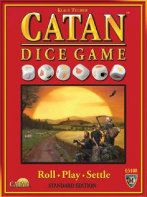 De Kolonisten van Catan: Dobbelbeker