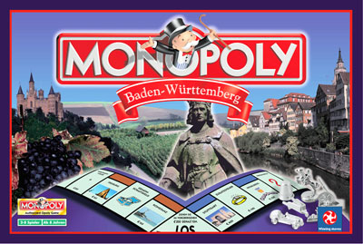 Monopoly: Baden-Württemberg