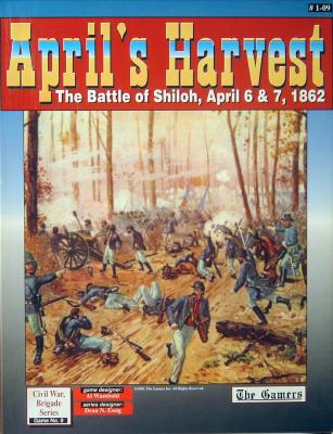 April's Harvest: The Battle of Shiloh, April 6 & 7, 1862