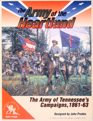 The Army of the Heartland: The Army of Tennessee's Campaigns, 1861-1863