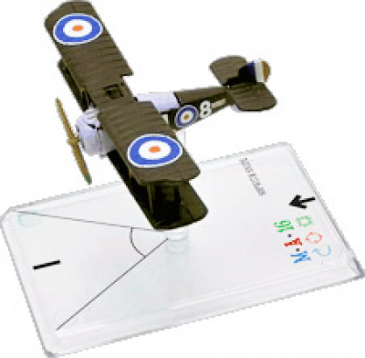 Wings of War: WW1 Airplane Pack - Sopwith Snipe (Ryrie)