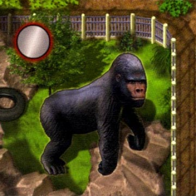 Zooloretto: The Gorilla