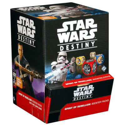 Star Wars Destiny: Spirit of Rebellion - Gravity Feed (36)