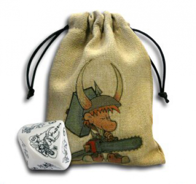 Munchkin Wicked Dice & Bag
