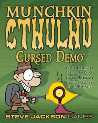 Munchkin Cthulhu Cursed Demo