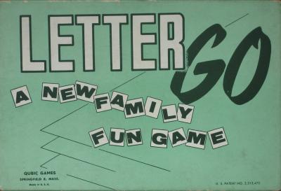 Letter Go