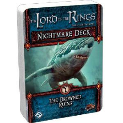 The Lord of the Rings: The Card Game – Nightmare Deck: The Drowned Ruins