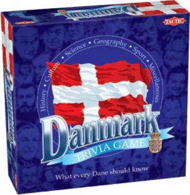 Danmark trivia game