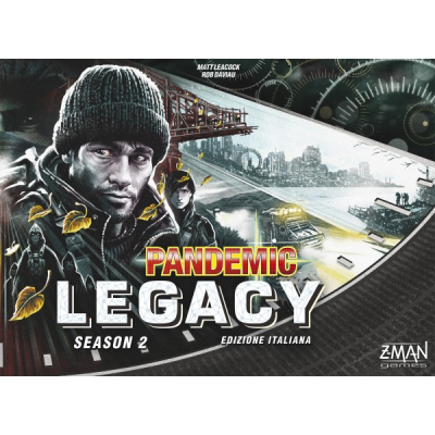Pandemic Legacy: Season 2 (Scatola Nera)