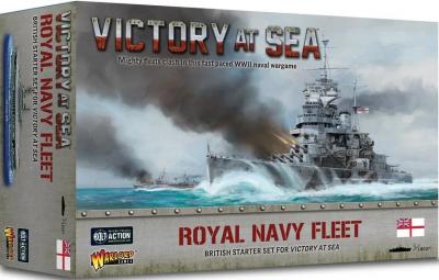 Victory at Sea: Royal Navy fleet